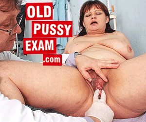 Old Pussy Exam Pay Porn Site