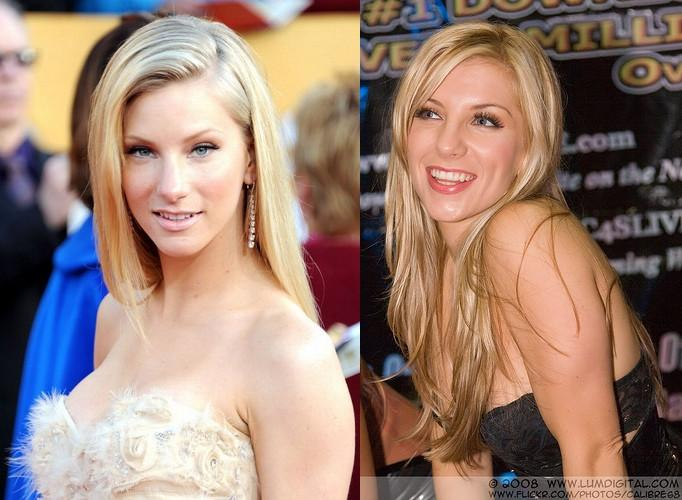 Heather Morris - Ashley Fires