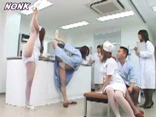 Voodoo Magic In Japanese Hospital