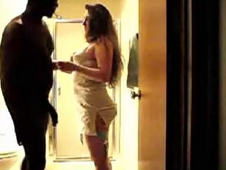 Amateur American Cuckold Wife Pays Black Lover For Fuck In Motel