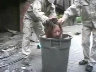 Girl Kidnapped Transported In Container On a Safe Place and  GangFucked