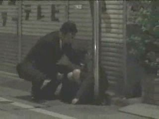 Girl Found Sleeping On The Street Gets Fucked By Stranger