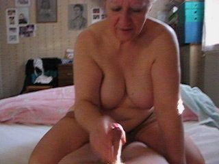 Free granny handjob videos