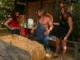 Teens Fucked In A Farm