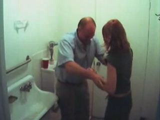 Russian Mafia Boss Forced Teen Girl To Suck His Dick In Toilet