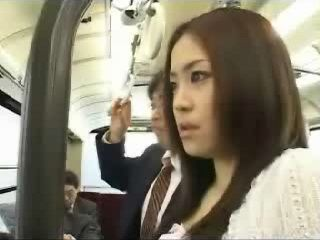 Cute Young Mom Gets Groped and  GangFucked In Subway
