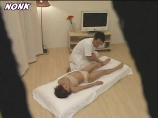 Japanese Massage End Up With Fucking