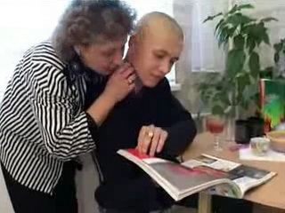 Russian Mature Mom  Used Bold Russian Teen Boy
