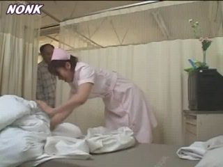 Japanese Nurse Fucked By Patient