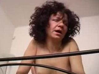 Mature Mom Fucked From Behind By Much Younger Man