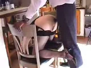 Black Young Man Fucked White Granny In Her Old Ass