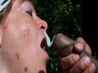 Grandma Goes Black 2. Scene 4 - Marimar