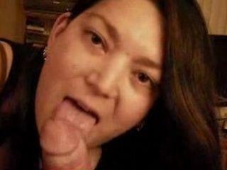 Strange Mom Amateur Blowjob