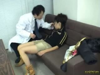 Doctor Violates Girl Under Hypnosis