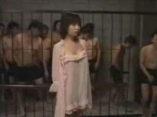Bukkake at Jail