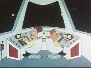 Orgasm Space Odyssey - Cartoon Porn