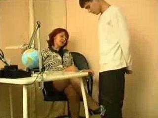 Teachers Leg Gone Too Far This Time