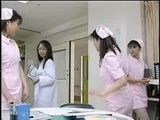 Hot Japanese Nurse Offers Blowjob and Sex Therapy