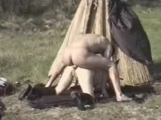 Younger Dude Fucked Wifes Mother On The Picnic