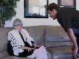 Granny Fucked by Younger Doctor