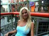 blonde girl fucked hard