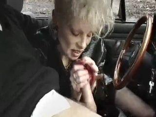 Cock Hungr Mature Slut Fucking a Younger Client