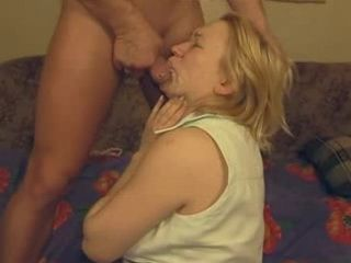 Russian Student Fucked His Blonde Mistress Badly