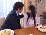 Submissive Japanese Wife Fucked Painfully