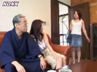 Japanese Mom Fuck Boy
