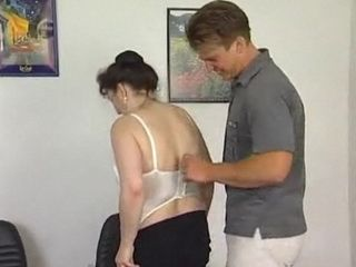 Mature Saggy Tits Woman Fucked by Son in Love