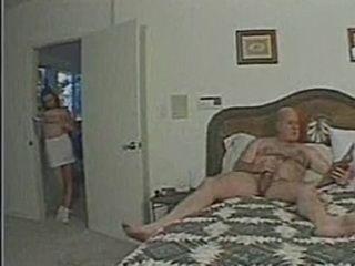 Rich Old Man Fucks a Tight Teen