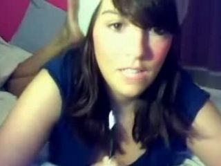 Cute Live Webcam Teen Showing Tits an Strip
