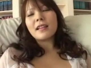 Asian MILF Moans As She Gets Fucked Hardcore
