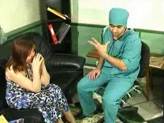 Russian Surgeon Guarantied Three Times if Mature Mom Accept Him