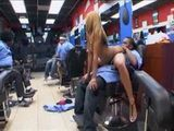 More Then Just a Haircut Goes Down at the Barbershop