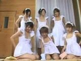 Japanese Maids Fuck Their Boss