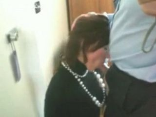 Secretary Uses her Oral Skills to take Down a Dicksertation