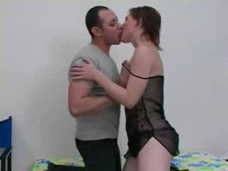 Romance Between Russian Mom and Younger Man