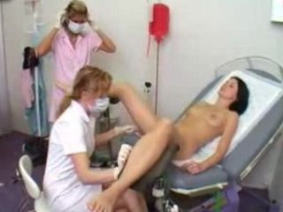Gyno Exam Female Doctor Part One