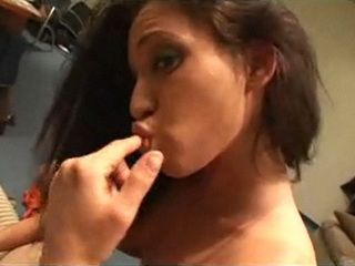Flexiable Bitch Suck Cock With Her Amazing Lips