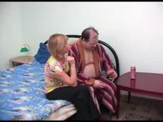 Russian Mom Fucked Half  Mature Husband