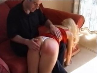 Time for Spanking Lady