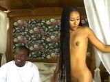 Ebony Beauty Makes it Jiggle Like Jelly