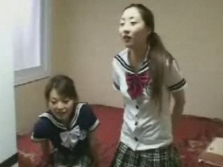 Shy Asian Students get Ravaged