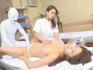 Invincible Man Violates Girl At Massage