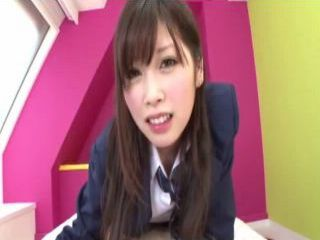 Japanese cute girl fucked
