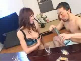 Japanese Woman Offers Own Milk to Her Friend Instead of Alcohol