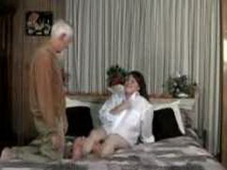 Oldman Anal Seduction xLx