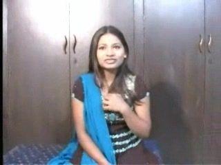 Indian Desi Blowjob and Titjob