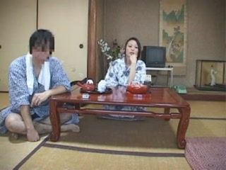 Japanese Housewife Massage Fuck